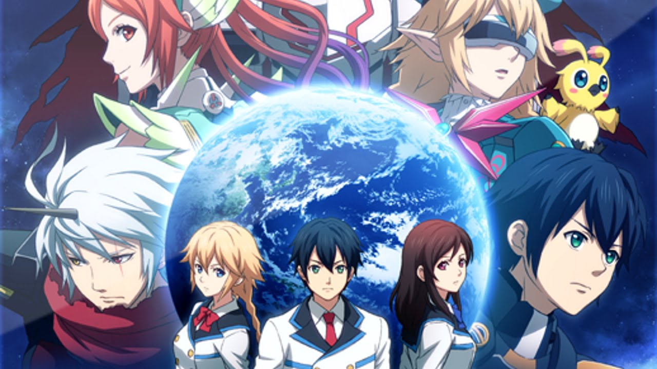 Phantasy Star Online 2 Anime Coming To North America Game It All
