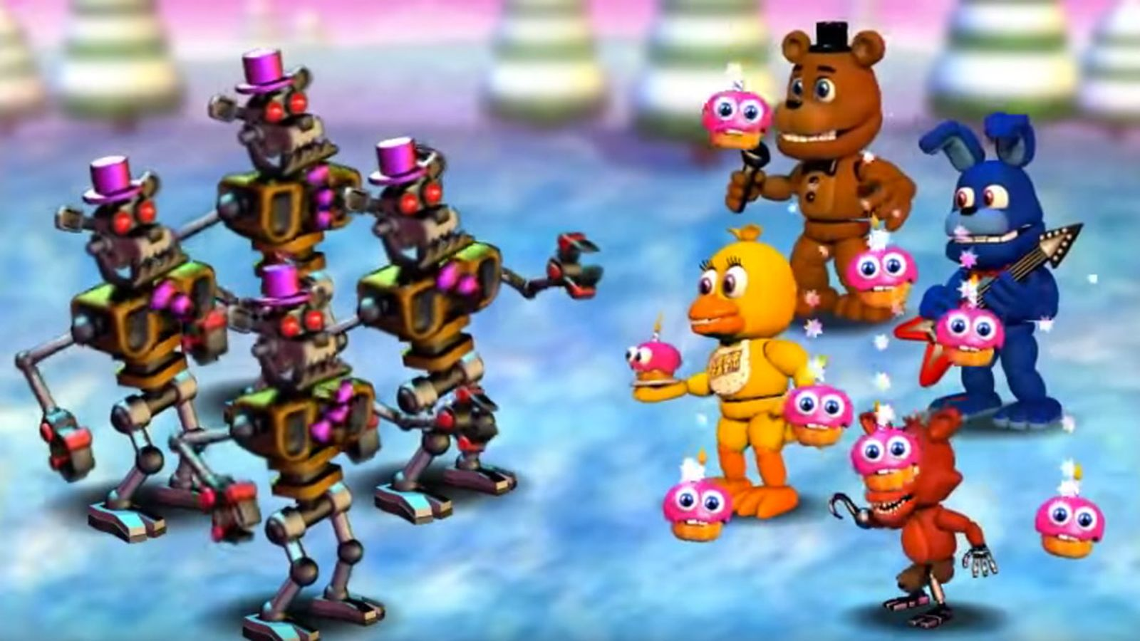 Five Nights At Freddy S World Available Once Again For Free