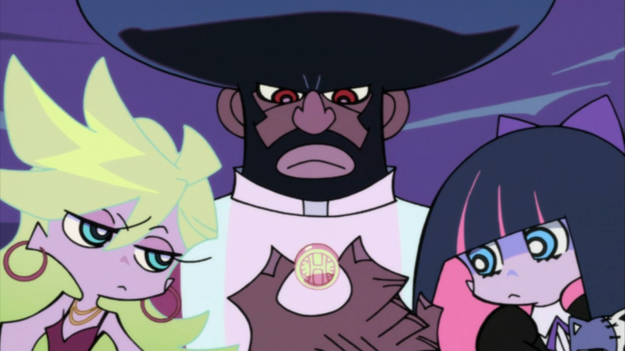 Image result for panty and stocking with garterbelt
